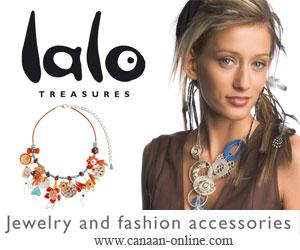 Israeli fashion jewelry